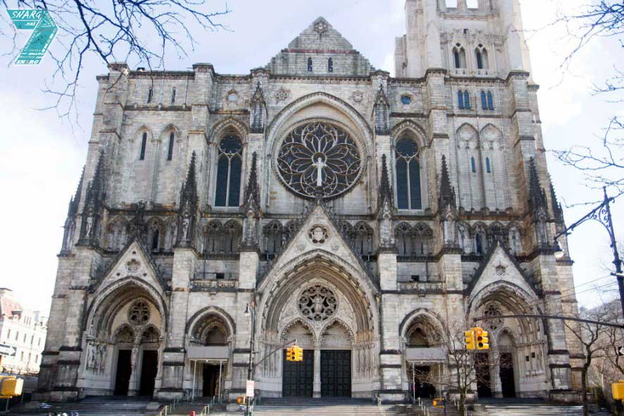 gereja cathedral of saint john the divine