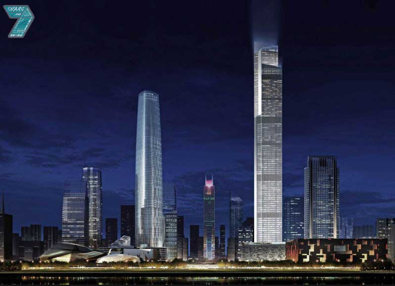 guangzhou ctf finance center