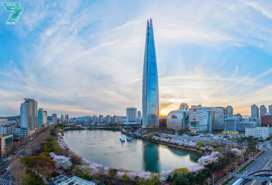 lotte world center