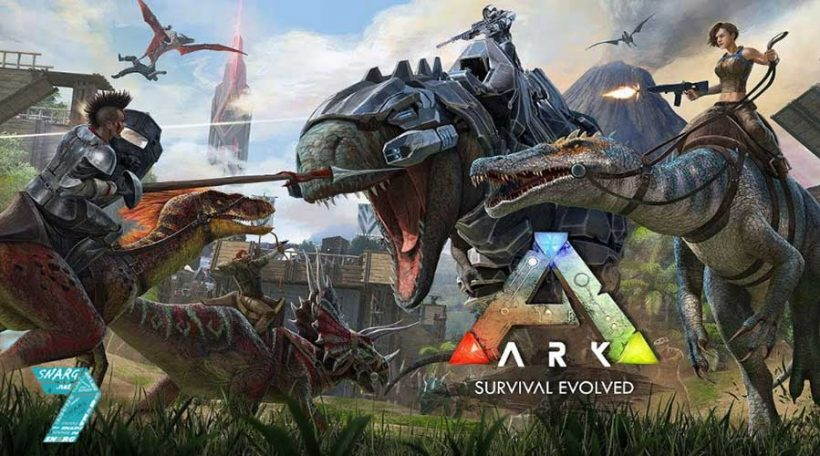 Permainan ARK: Survival Evolved