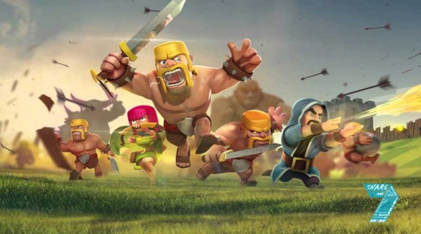 Permainan Clash of Clan (Coc)