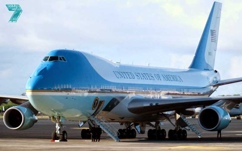 Air Force One – Amerika Serikat