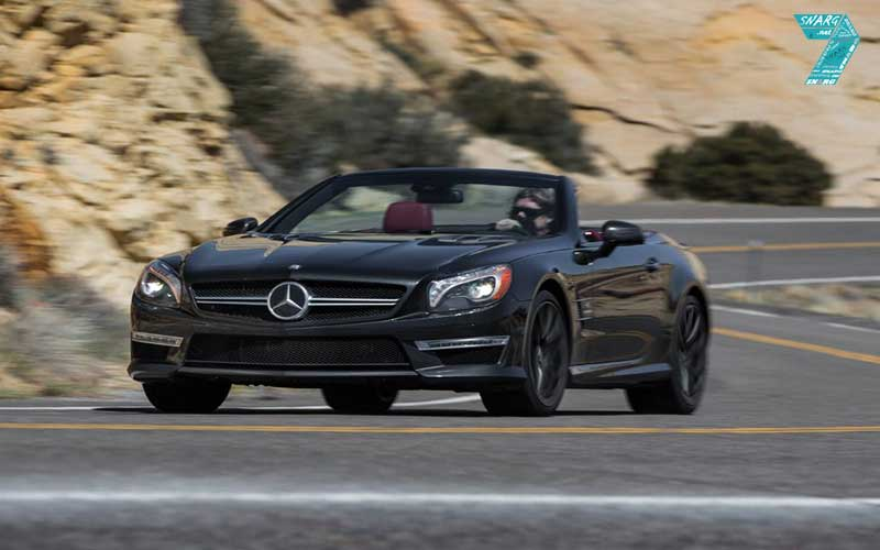 Mercedes – Benz SL63