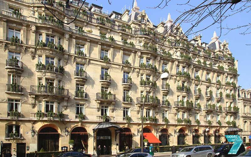 The Plaza Athenee