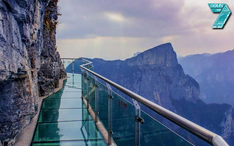 Tianmen Mountain Bridge