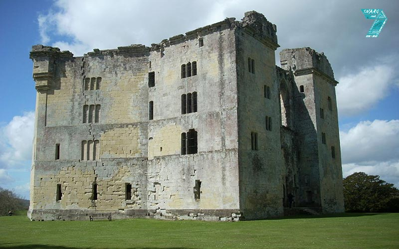 Old Wardour Castle